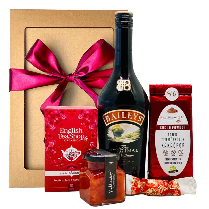 Baileys Karácsonyra Ajándékcsomag