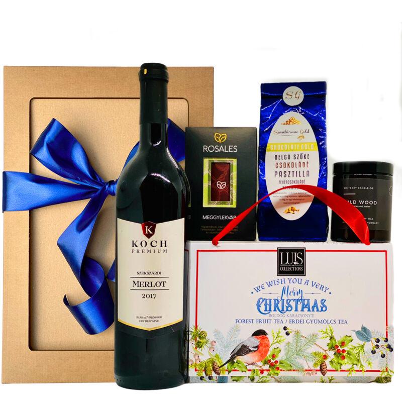 Karácsonyi Kívánság Ajándékcsomag