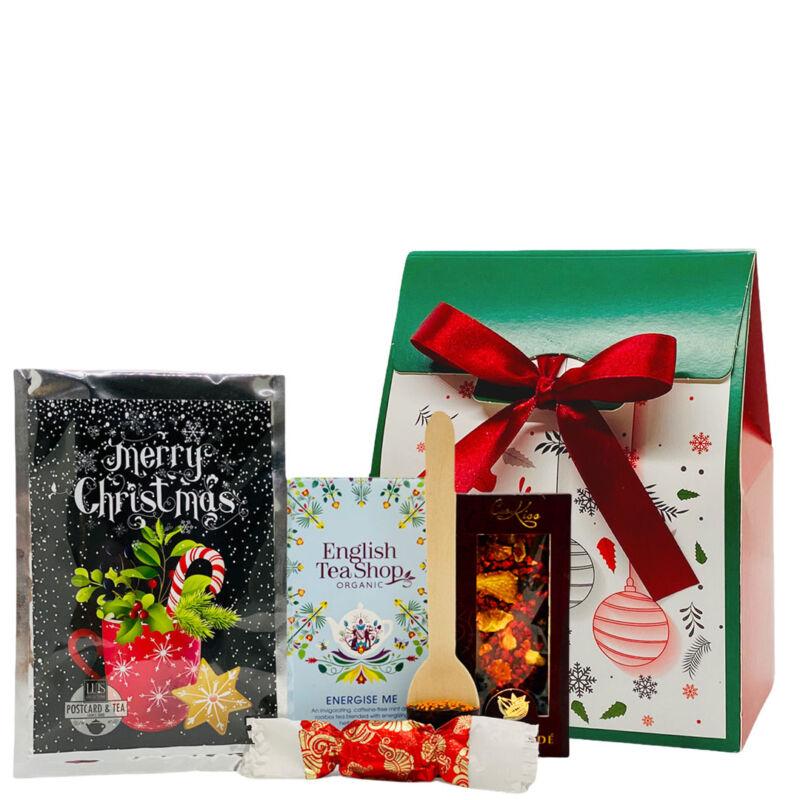 Céges Karácsonyi Ajándéktasak