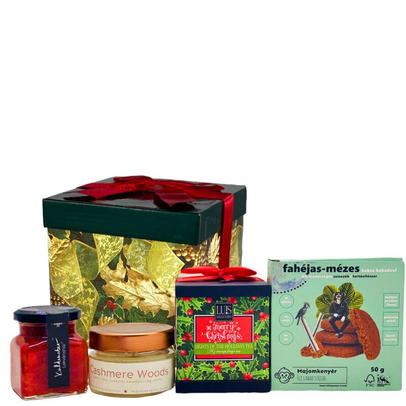 Karácsonyi Fények Ajándékcsomag