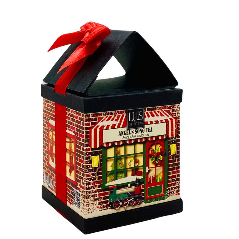 Karácsonyi díszdobozos teakeverék