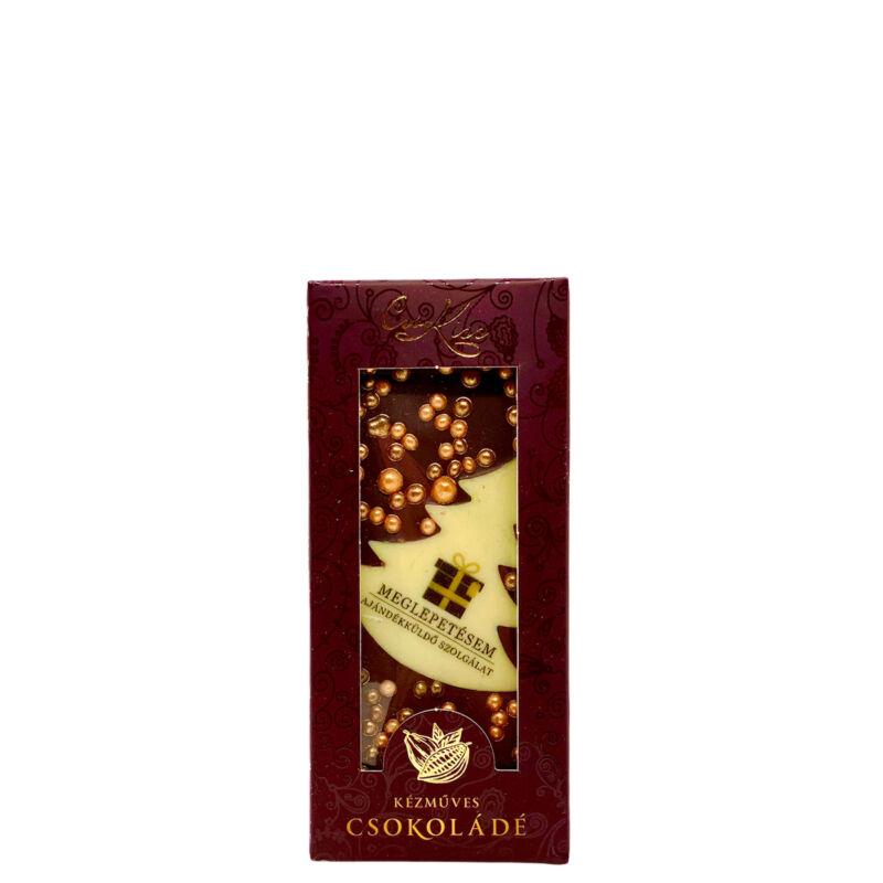Logózható kézműves csokoládé