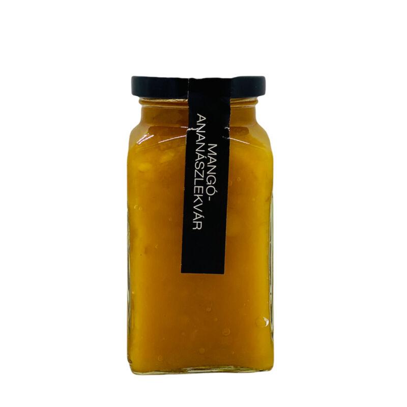 Mangó-ananászlekvár
